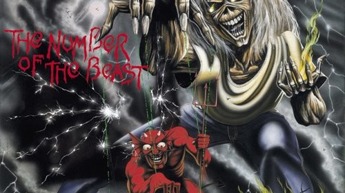 30 lat The Number Of The Beast